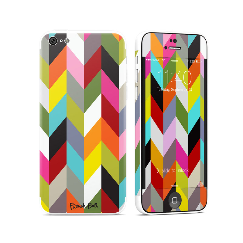 Ziggy Condensed iPhone 5c Skin