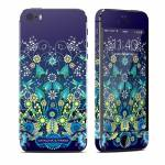 Blue Garden iPhone 5s Skin