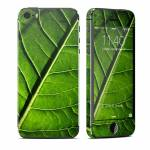Green Leaf iPhone 5s Skin