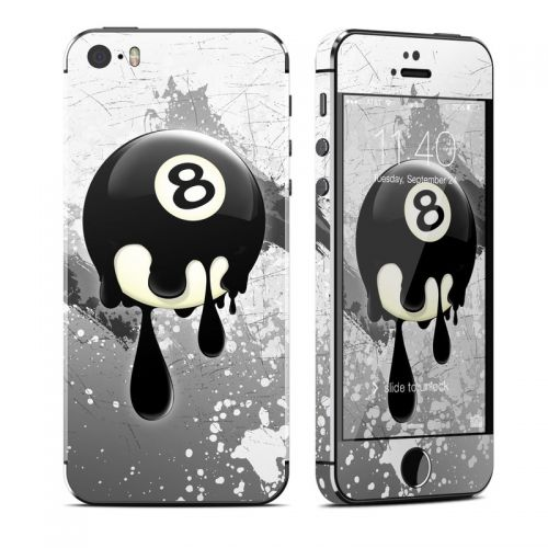 8Ball iPhone SE, 5s Skin