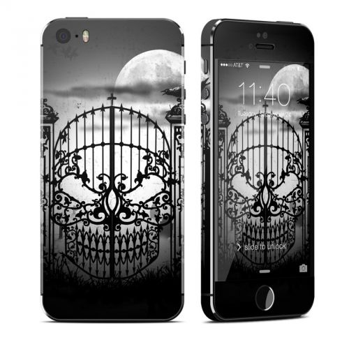 Abandon Hope iPhone SE, 5s Skin