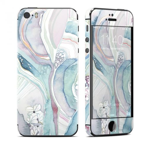 Abstract Organic iPhone SE, 5s Skin