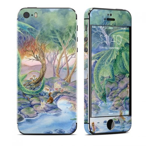 Of Air And Sea iPhone SE, 5s Skin