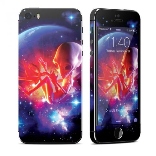 Alien Embryo iPhone SE, 5s Skin
