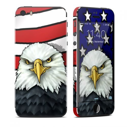 American Eagle iPhone SE, 5s Skin