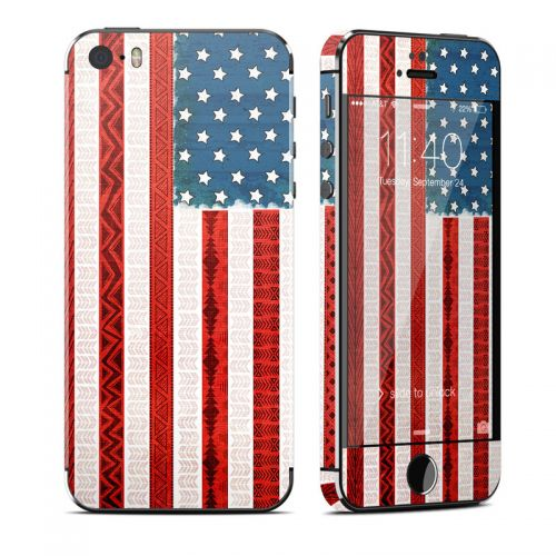 American Tribe iPhone SE, 5s Skin