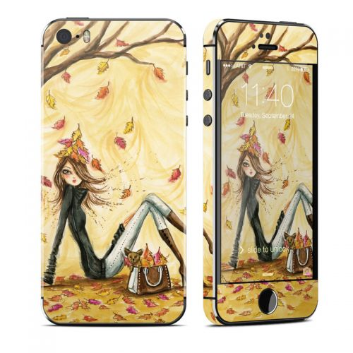 Autumn Leaves iPhone SE, 5s Skin