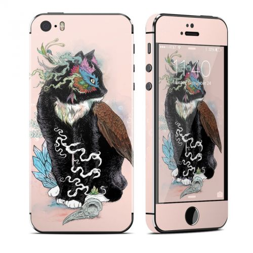 Black Magic iPhone SE, 5s Skin