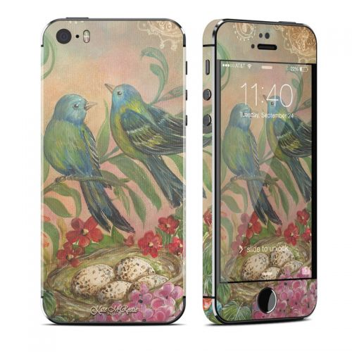 Splendid Botanical iPhone SE, 5s Skin