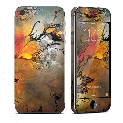 Before The Storm iPhone SE, 5s Skin