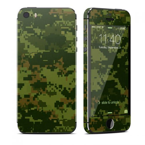 CAD Camo iPhone SE, 5s Skin