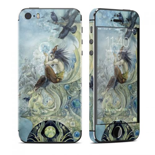 Capricorn iPhone SE, 5s Skin