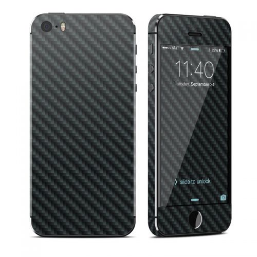Carbon Fiber iPhone SE, 5s Skin