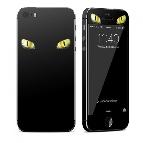 Cat Eyes iPhone SE, 5s Skin