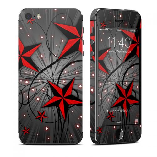 Chaos iPhone SE, 5s Skin