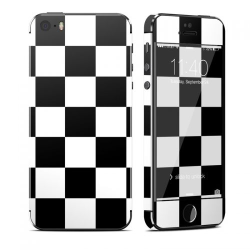 Checkers iPhone SE, 5s Skin