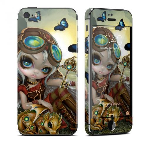 Clockwork Dragonling iPhone SE, 5s Skin