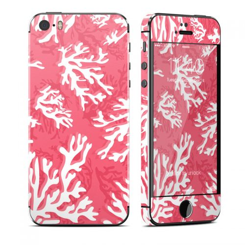 Coral Reef iPhone SE, 5s Skin