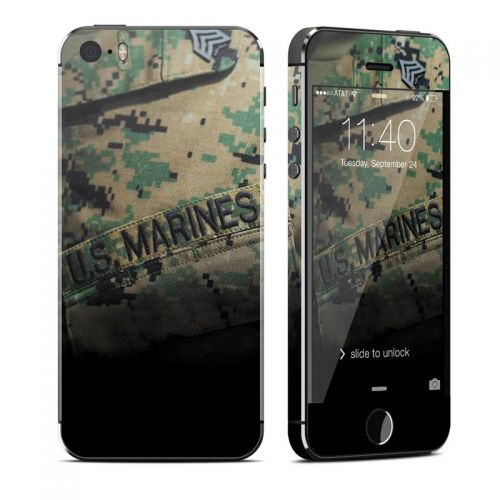 Courage iPhone SE, 5s Skin