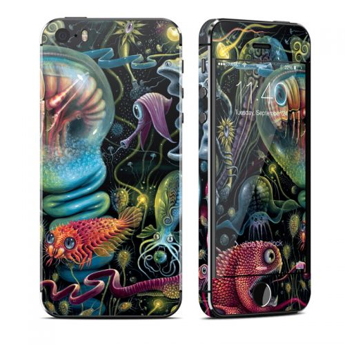 Creatures iPhone SE, 5s Skin