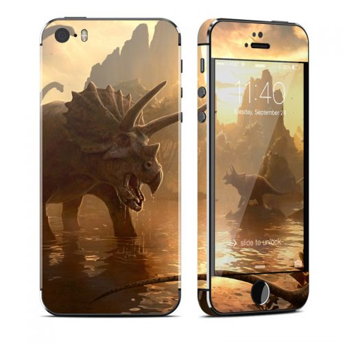 Cretaceous Sunset iPhone SE, 5s Skin