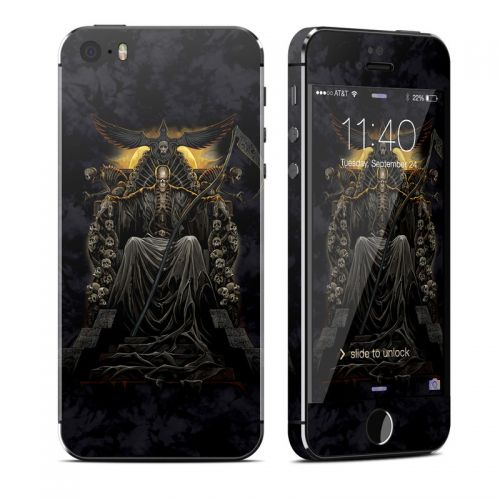 Death Throne iPhone SE, 5s Skin