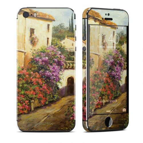 Via Del Fiori iPhone SE, 5s Skin