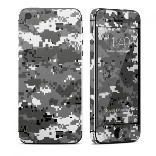 Digital Urban Camo iPhone SE, 5s Skin