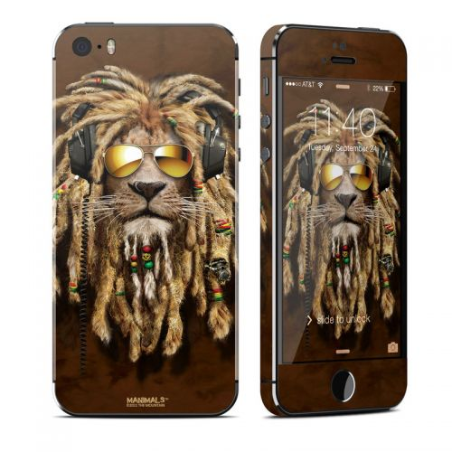 DJ Jahman iPhone SE, 5s Skin