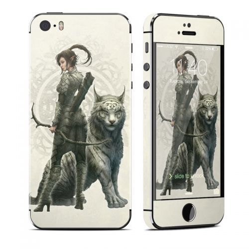 Half Elf Girl iPhone SE, 5s Skin