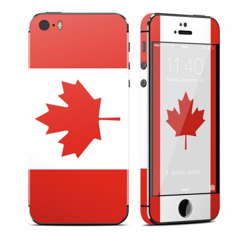 Canadian Flag iPhone SE, 5s Skin