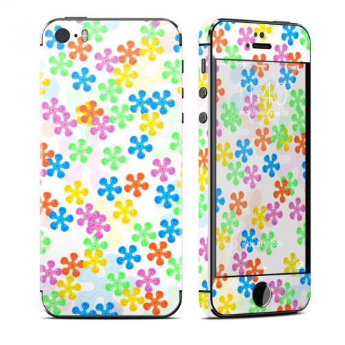 Flower Power iPhone 5s Skin