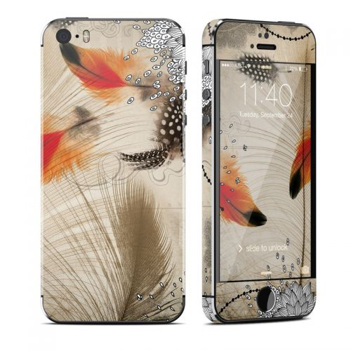 Feather Dance iPhone SE, 5s Skin