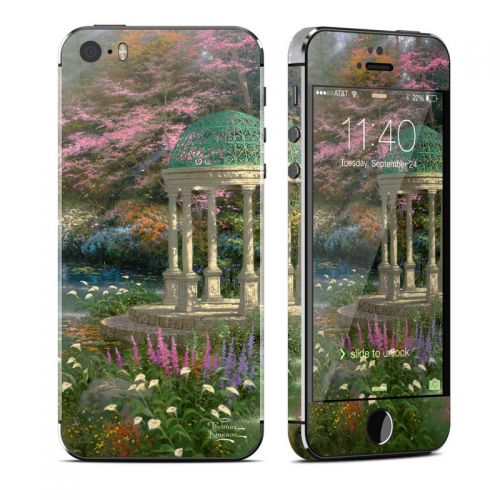 Garden Of Prayer iPhone SE, 5s Skin