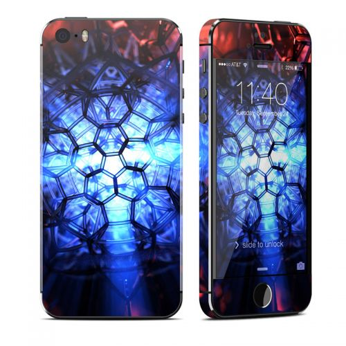 Geomancy iPhone SE, 5s Skin