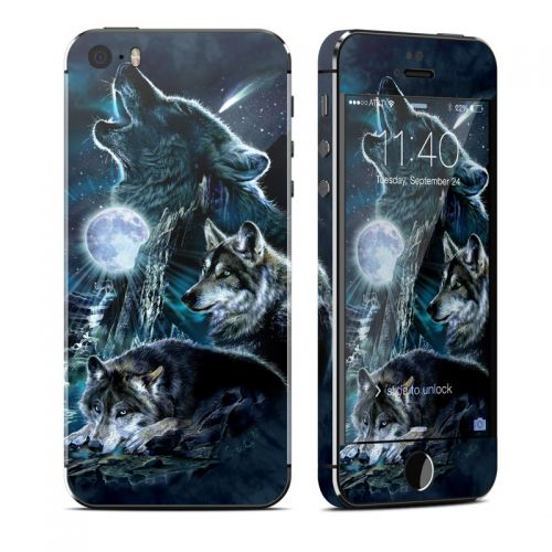 Howling iPhone SE, 5s Skin