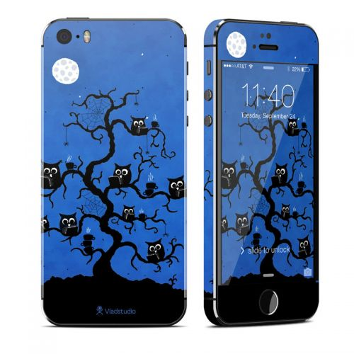 Internet Cafe iPhone SE, 5s Skin