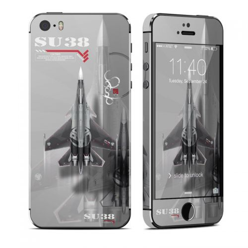 Jet Fighter iPhone SE, 5s Skin