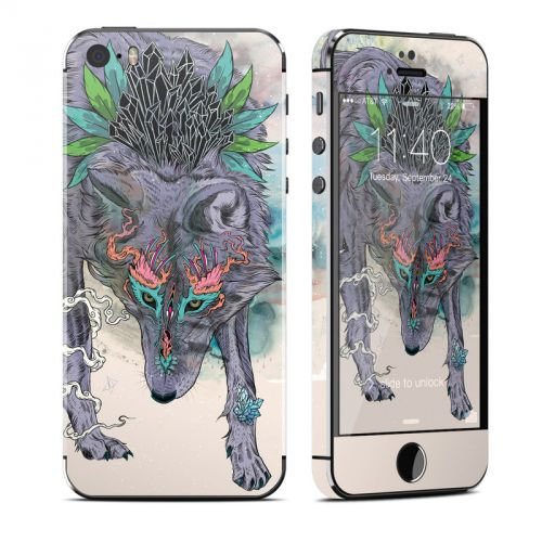 Journeying Spirit iPhone SE, 5s Skin
