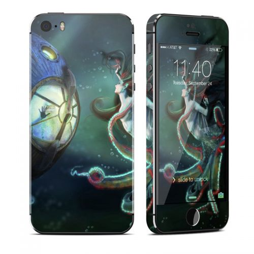 20000 Leagues iPhone SE, 5s Skin