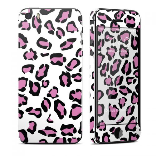 Leopard Love iPhone SE, 5s Skin