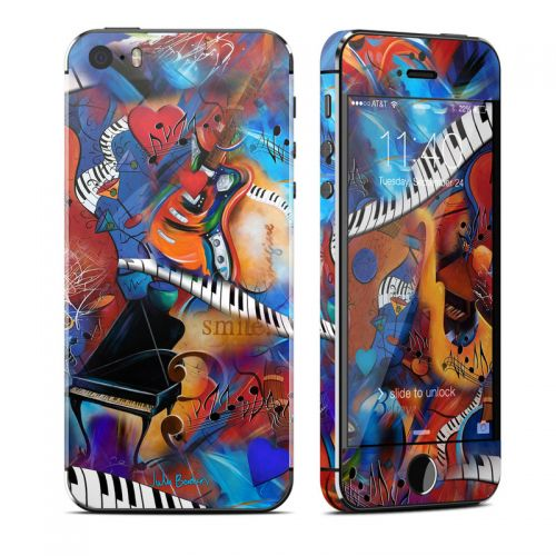 Music Madness iPhone SE, 5s Skin
