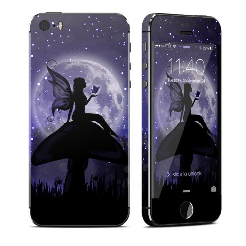 Moonlit Fairy iPhone SE, 5s Skin