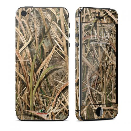 Shadow Grass Blades iPhone SE, 5s Skin