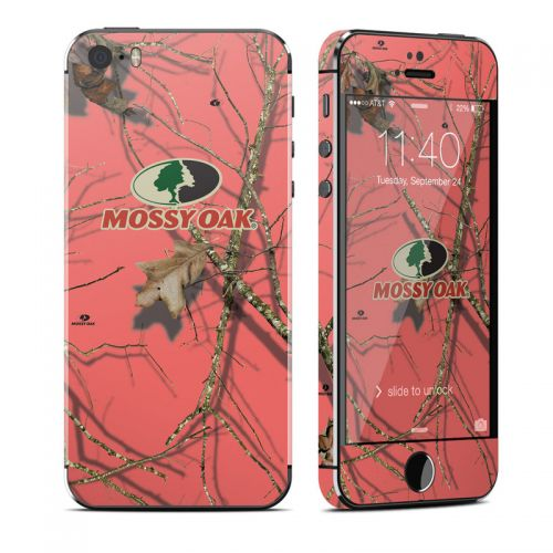 Break Up Lifestyles Salmon iPhone SE, 5s Skin