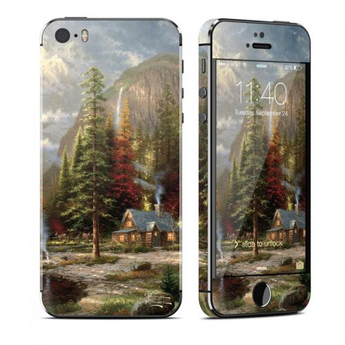 Mountain Majesty iPhone SE, 5s Skin