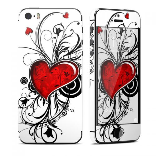 My Heart iPhone SE, 5s Skin