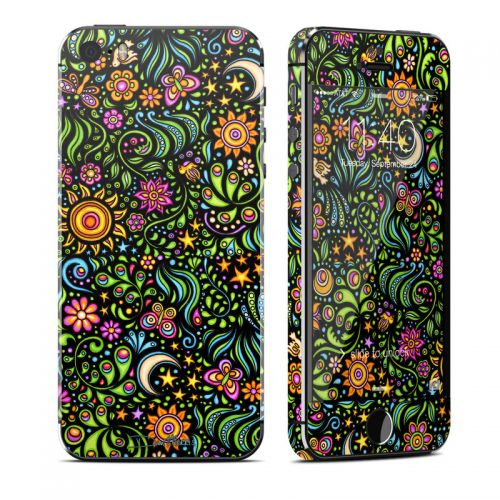 Nature Ditzy iPhone SE, 5s Skin