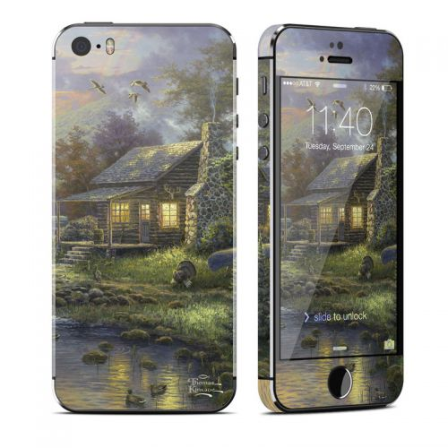Natures Paradise iPhone SE, 5s Skin