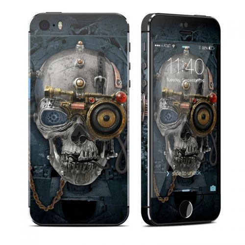 Necronaut iPhone SE, 5s Skin